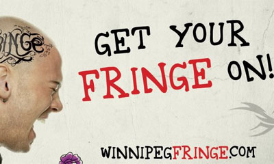 Театральный фестиваль Fringe в Виннипеге