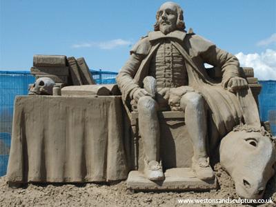 Арт-фестиваль Sand Sculpture Festival