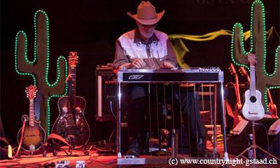 Музыкальный фестиваль Country Night Gstaad