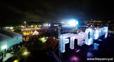 Музыкальный фестиваль Frequency