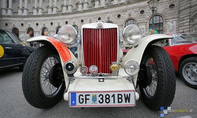 Фестиваль Rallye di Vienna