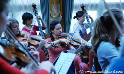 Фестиваль классической музыки Zermatt