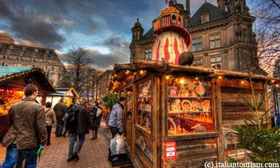 Turin Christmas Market