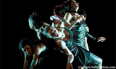 Танцевальный фестиваль BellyFusions