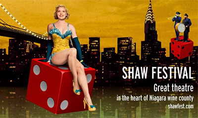 Фестиваль Бернарда Шоу Shaw Festival