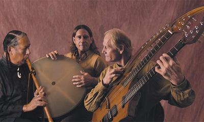 Фестиваль традиционной американской музыки