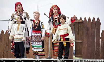 фестиваль народных традиций Былина