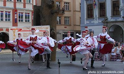 международный музыкальный фестиваль детей и молодежи Чешская сказка