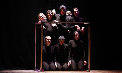 фестиваль студенческих театров Тэатральны куфар
