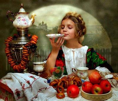 Москвичей ждет «Чайный переполох»