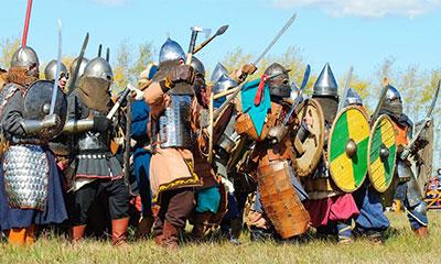 военно-исторический фестиваль Поле Куликово