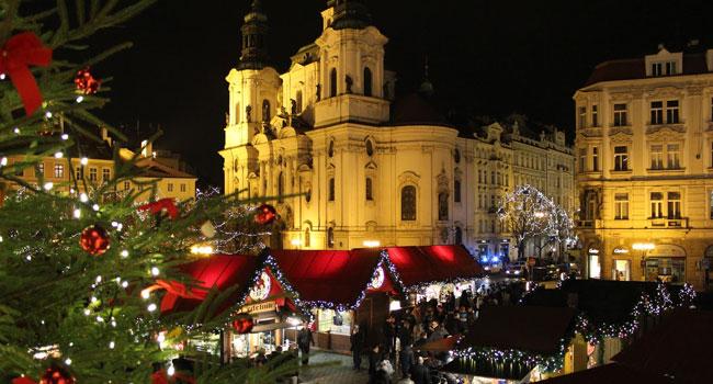 Image result for Зимние каникулы в Праге