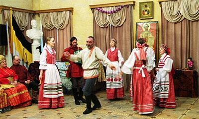 фестиваль-смотр любительских коллективов русской традиционной музыки Заря-Заряница