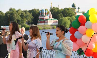 фестиваль Поющая Волга