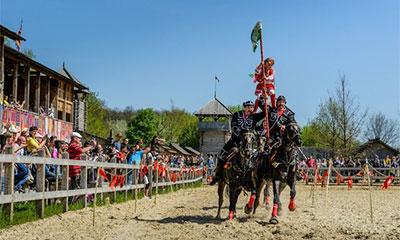 фестиваль конно-трюкового искусства Кентавры