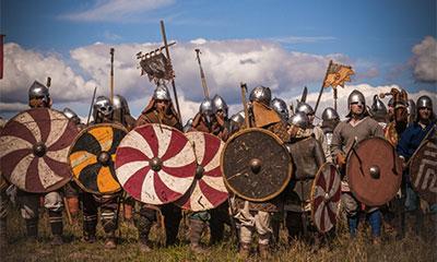 Фестиваль исторических клубов Воиново поле