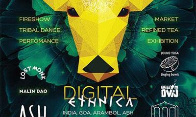 Этно-электронный фестиваль музыки и творчества Digital Ethnica