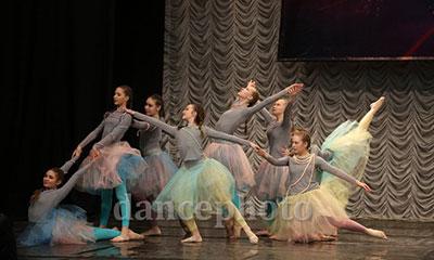фестиваль-конкурс хореографического искусства Танцы без границ