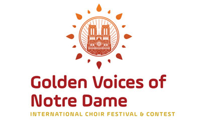 фестиваль-конкурс хоров GOLDEN VOICES OF NOTRE DAME Золотые голоса Нотр Дам
