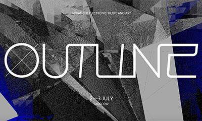 фестиваль электронной музыки и новой городской культуры Outline
