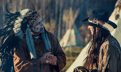 фестиваль традиций и культуры народов Северной Америки Типифест