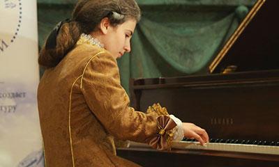 конкурс-фестиваль Дети в мире старинной музыки