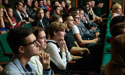 Всероссийский молодёжный фестиваль социальной рекламы НАШЕ время