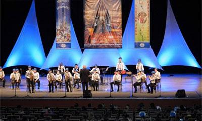 фестиваль детского и молодежного творчества Цветущая Чехия