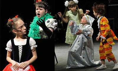 фестиваль детских музыкальных театров-студий Мариинский – детям: дети в Мариинском