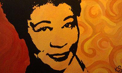 фестиваль посвящённый 100-летию легендарной Эллы Фицджеральд