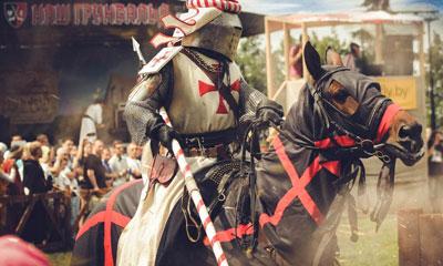 исторический фестиваль Наш Грюнвальд