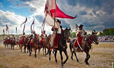 Фестиваль «Времена и эпохи» Пограничная битва