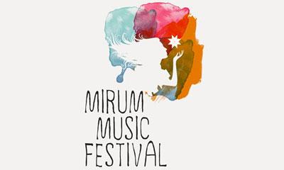open air фестиваль Mirum Music Festival